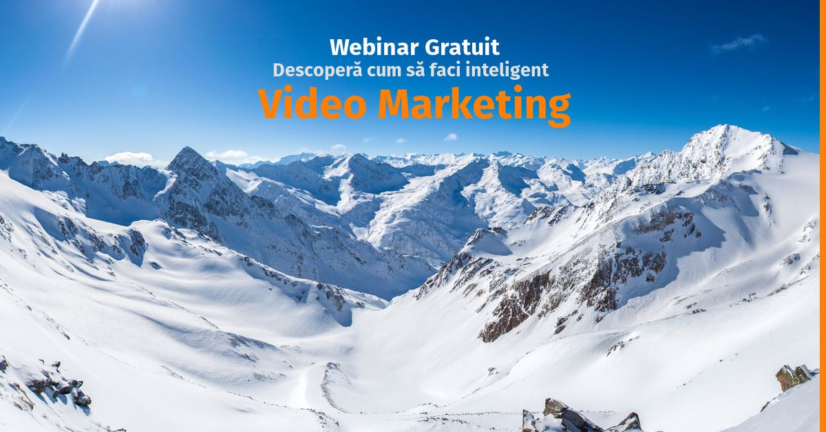 Webinar Video Marketing Gratuit