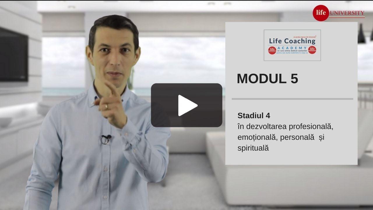 modul 5 - life coaching academy