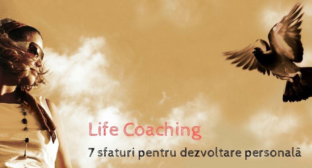 dezvoltare personala - life coaching