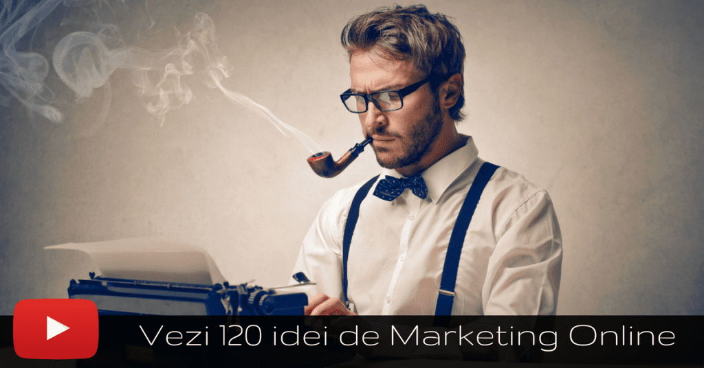 120 de idei de marketing