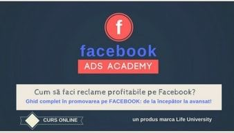 curs facebook ads academy