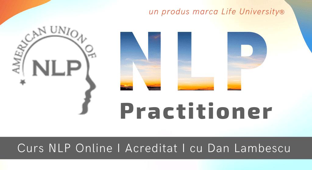 curs nlp online practitioner
