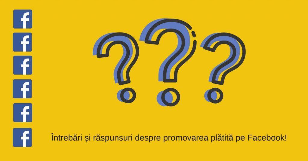 promovarea pe facebook