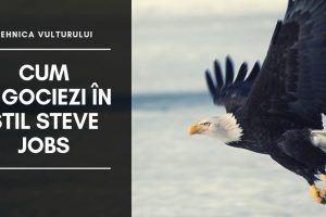 Lectii de negociere: Steve Jobs