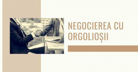 Negocierea cu orgoliosii