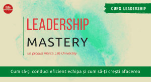 curs online leadership mastery