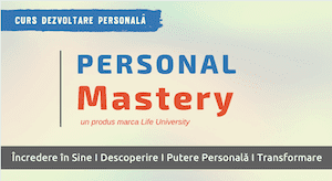 curs dezvoltare personala online personal mastery