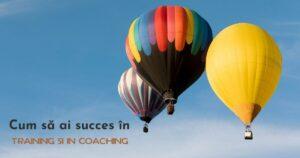 succesul in training si in coaching