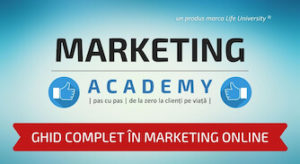 logo curs marketing academy