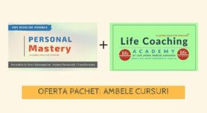 life coaching personal mastery