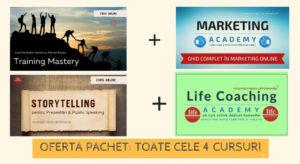 training mastery storytelling marketing academy life coaching