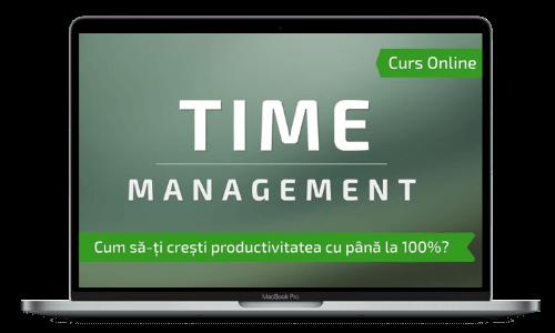curs online time management