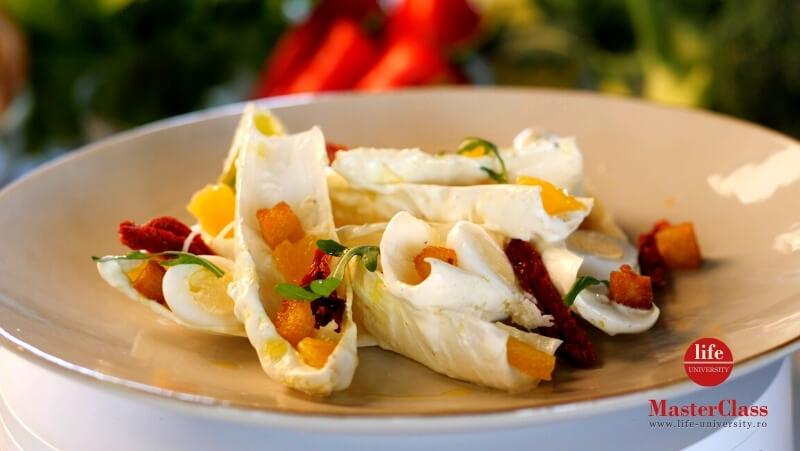 reteta salata andive