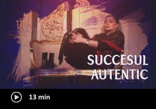 succesul autentic