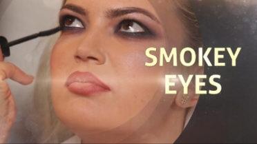 smokey eyes makeup curs