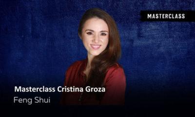 Masterclass Cristina Groza-Feng Shui