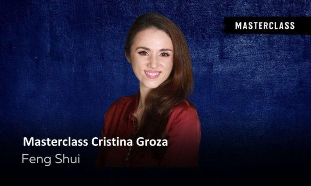 Masterclass Cristina Groza curs Feng Shui