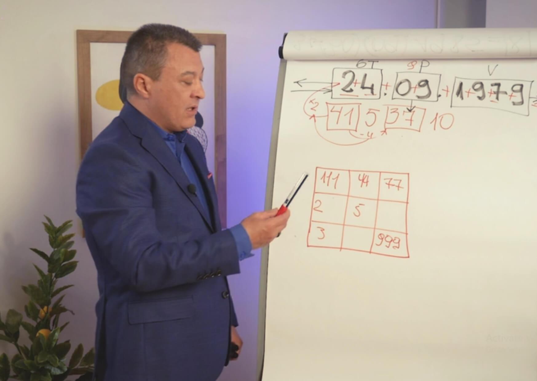 Curs numerologie