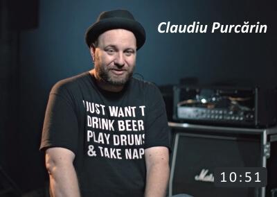 Cunoaște-l pe Claudiu Purcărin