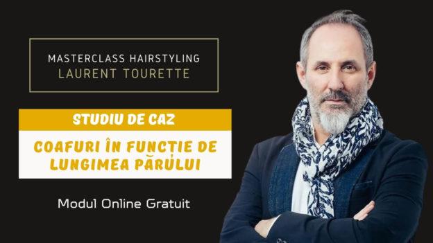 Coafuri Masterclass Laurent Tourette